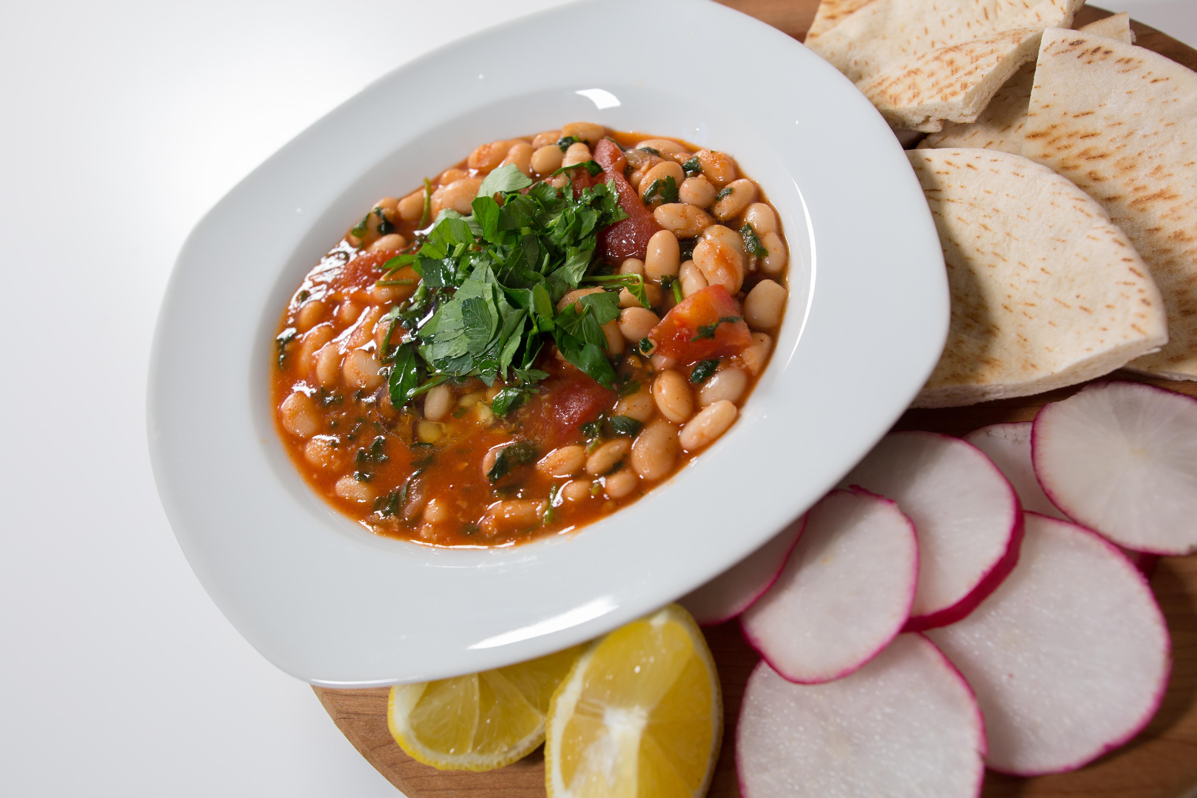 White Kidney beans, Fasulia Bzeyt