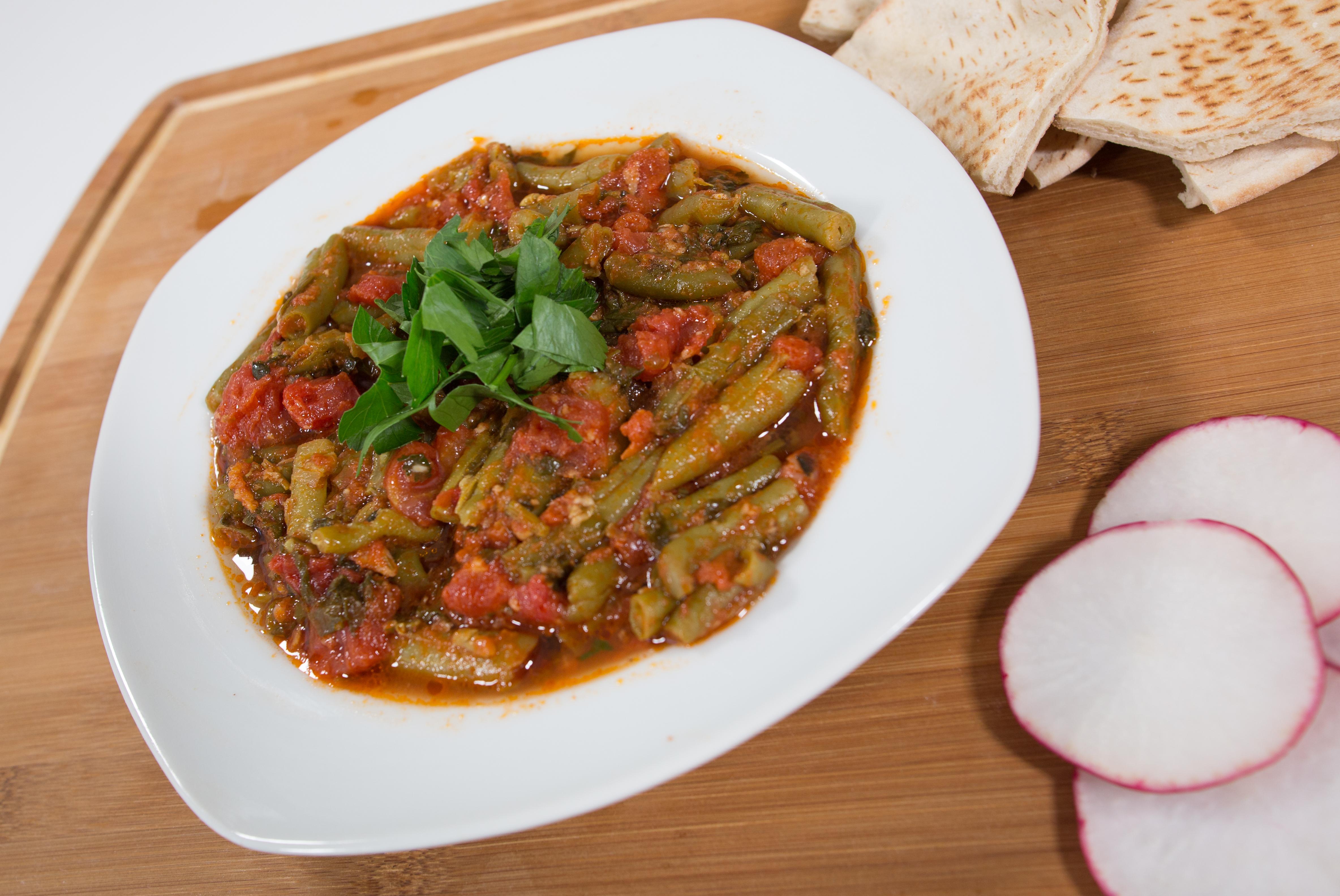 Green Peas or Lobya Bzet